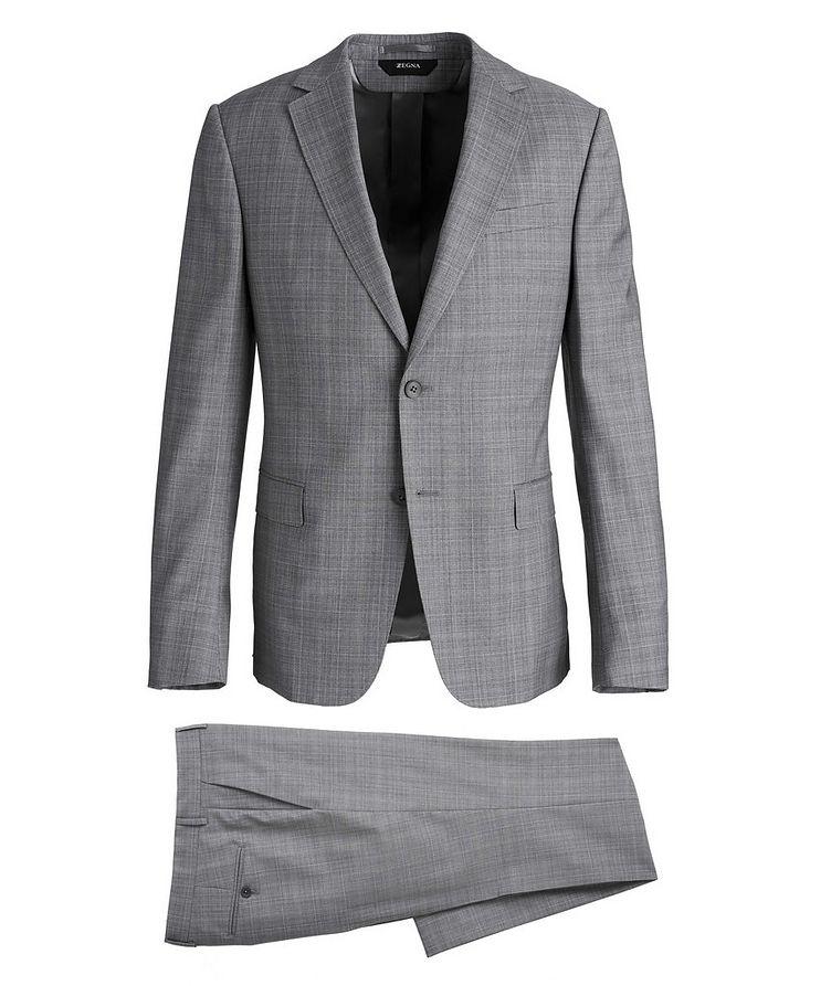 Drop 8 Glen Checked Suit image 0