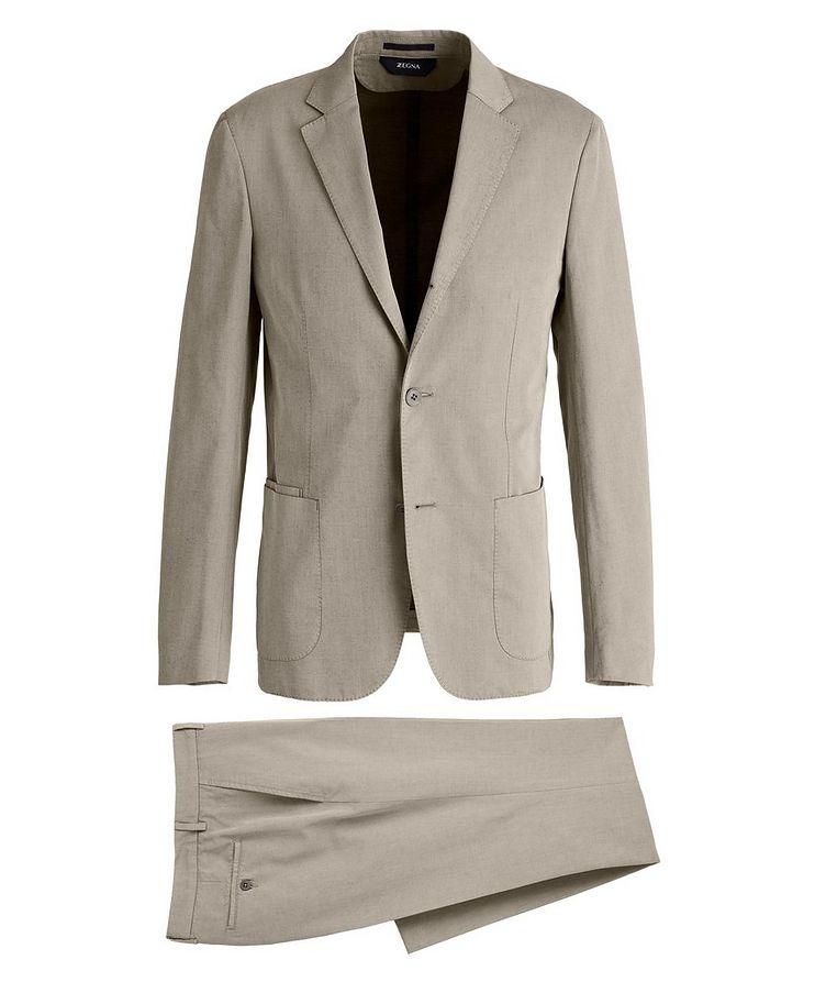 Drop 8 Wool-cotton Suit image 0