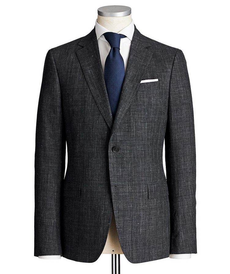Drop 8 Glen Checked Suit image 0