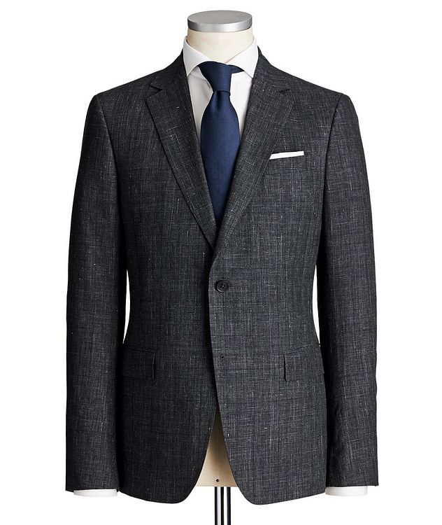 Drop 8 Glen Checked Suit picture 1