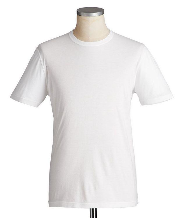 Cotton-Cashmere T-Shirt picture 1