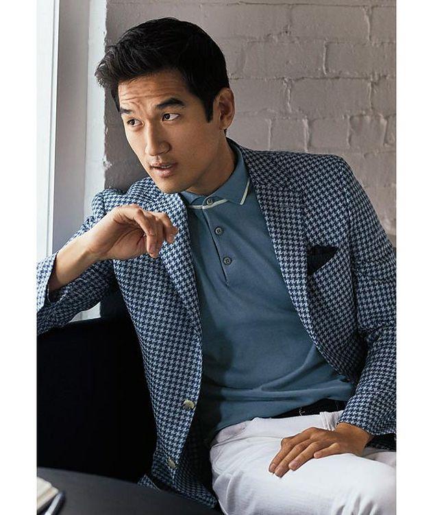 Polo en tricot de coton picture 3