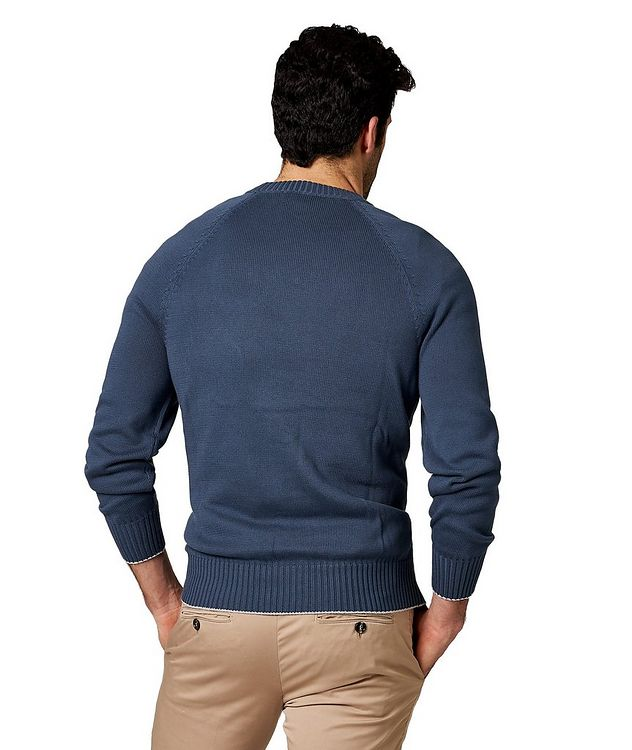 Pull en tricot de coton picture 2