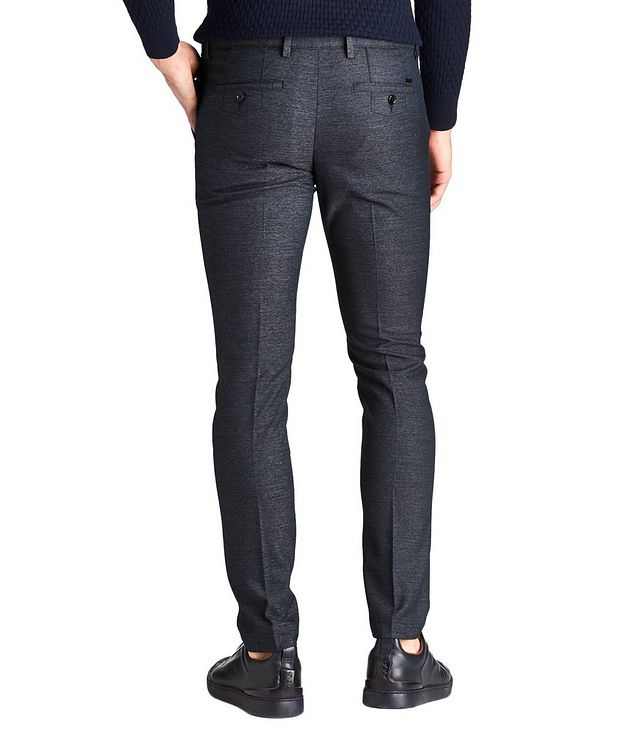 Kaito Slim Fit Stretch-Blend Pants picture 2