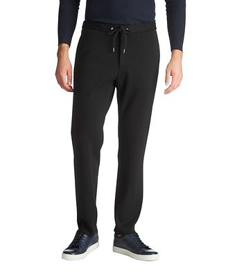 BOSS Stretch-Blend Trousers