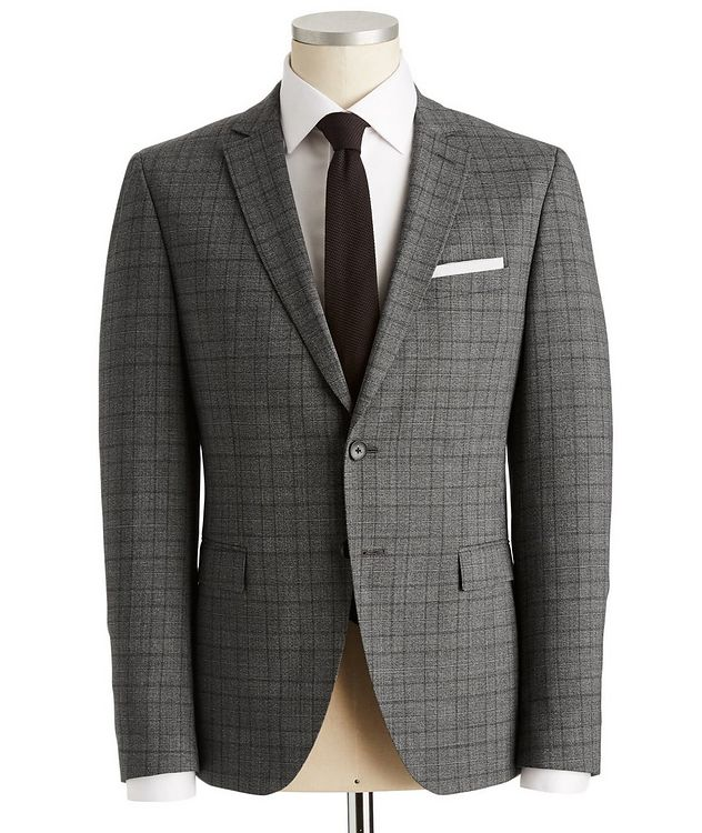 Reymond/Wenten Checked Suit picture 1