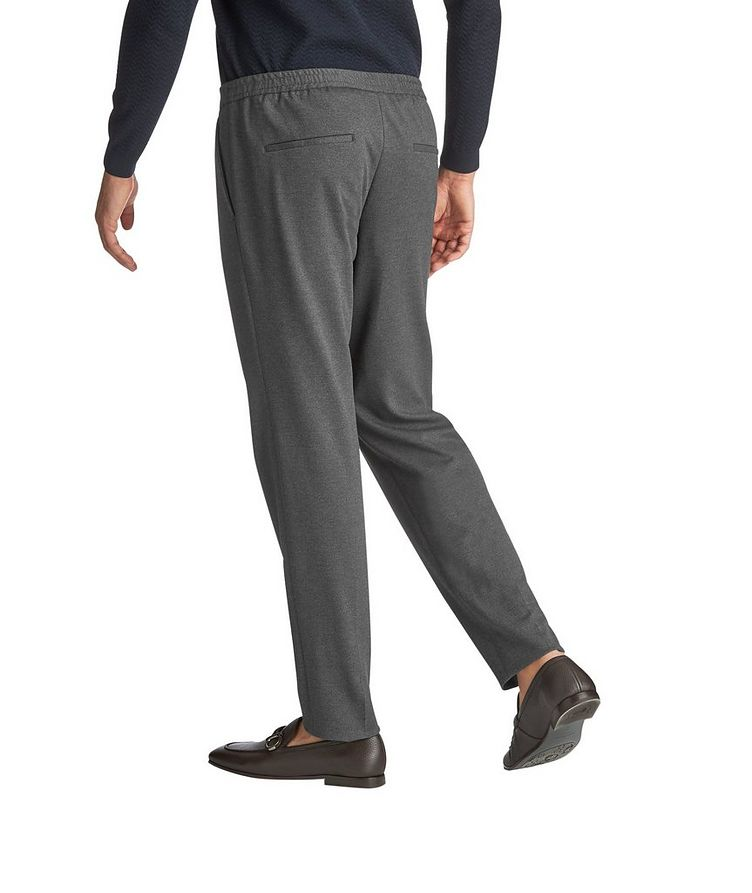 Banks4 Stretch-Jersey Dress Pants image 1