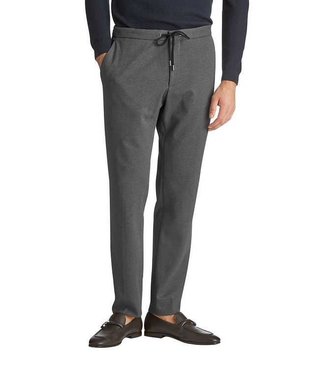 Banks4 Stretch-Jersey Dress Pants picture 1