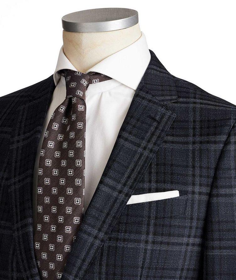 Novan6/Ben2 Checked Suit image 1
