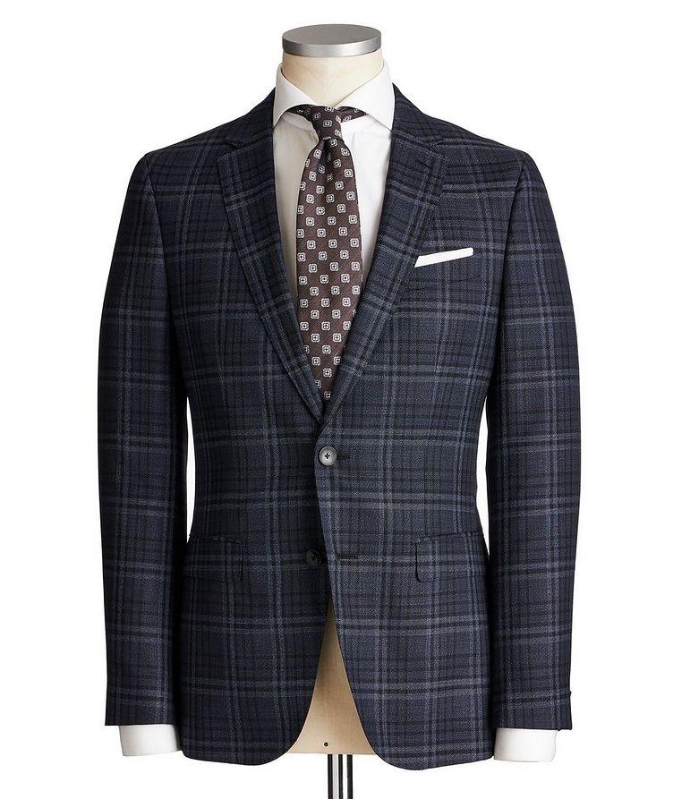 Novan6/Ben2 Checked Suit image 0