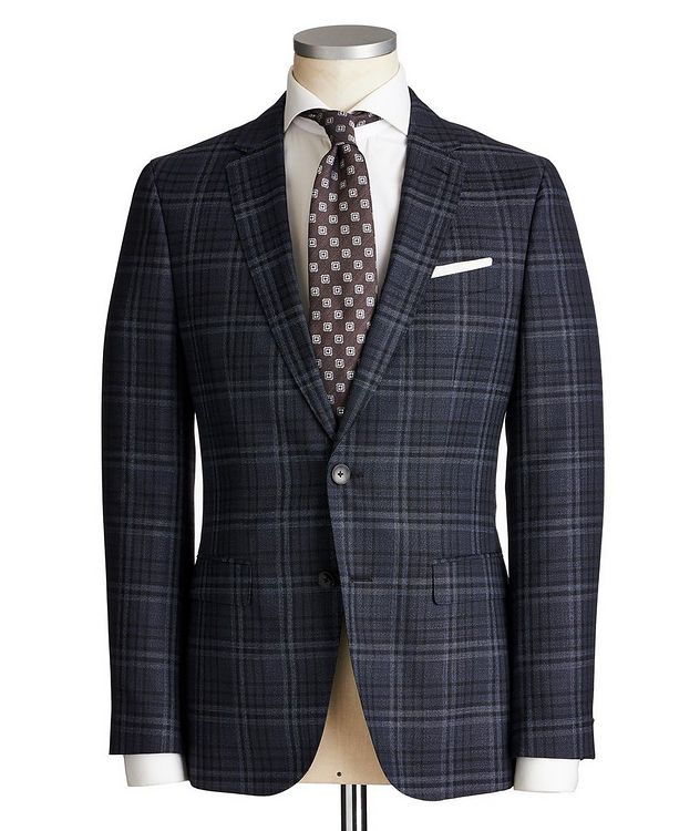 Novan6/Ben2 Checked Suit picture 1