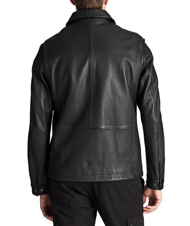 Mupton Leather Jacket image 1