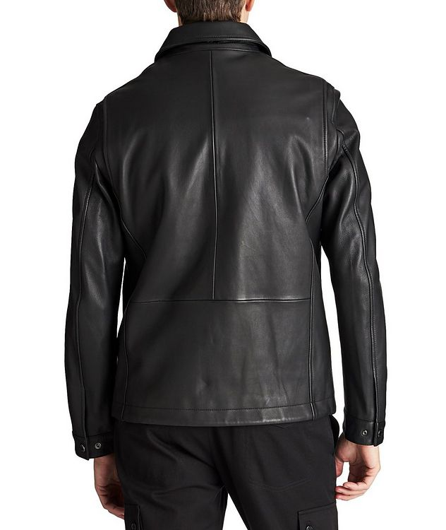 Mupton Leather Jacket picture 2