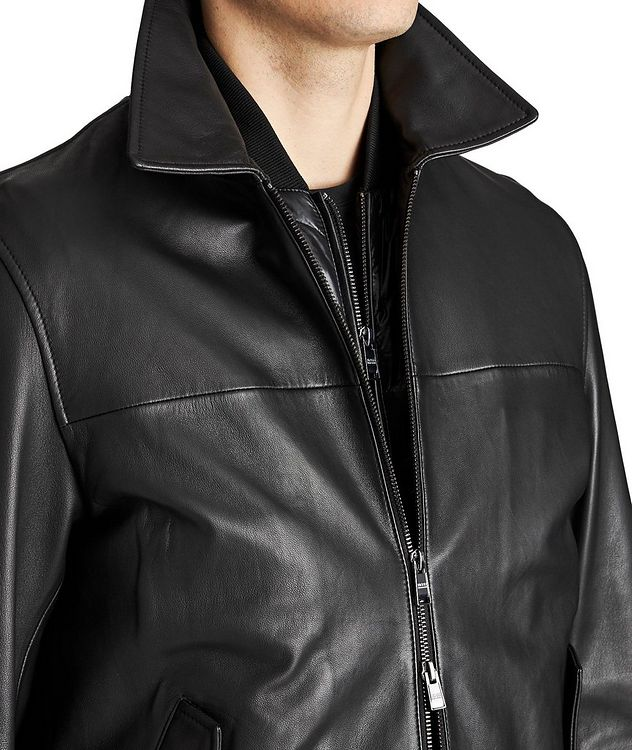 Mupton Leather Jacket picture 3