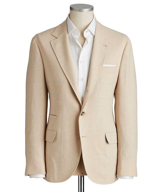 Wool, Linen & Silk Sports Jacket picture 1