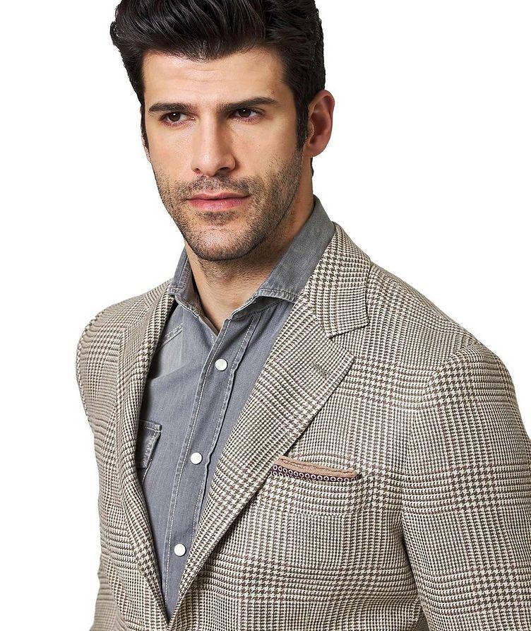 Linen, Wool & Silk Sports Jacket image 1