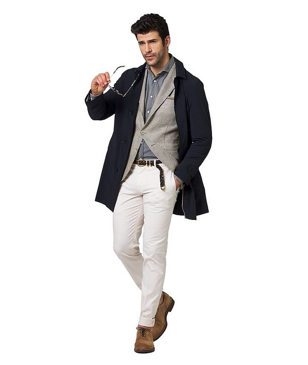 Linen, Wool & Silk Sports Jacket picture 3