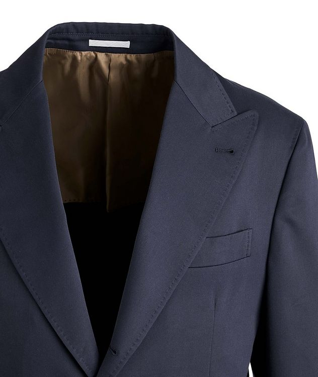 Wool-Cotton Sports Jacket picture 2