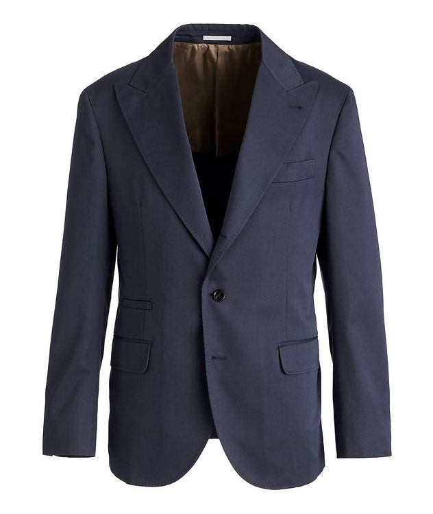 Wool-Cotton Sports Jacket picture 1