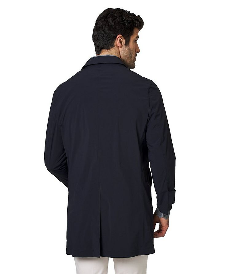 Stretch Nylon Car Coat image 1