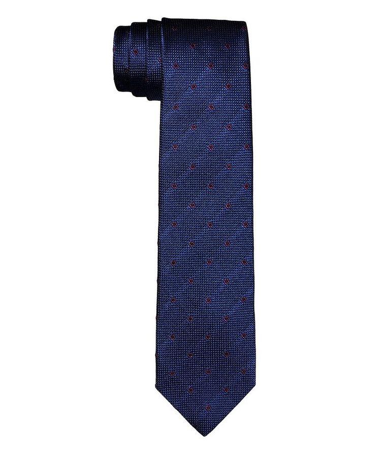 Textured Silk Tie image 0