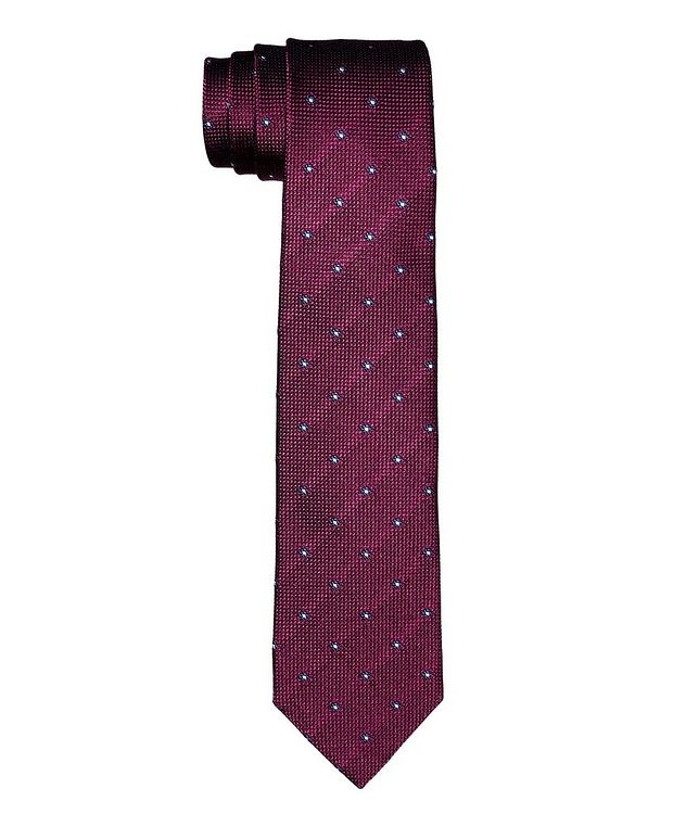 Textured Silk Tie picture 1