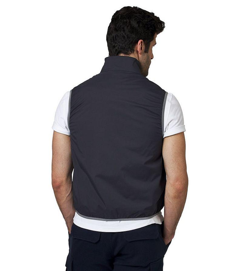Water-Repellent Nylon Vest image 1