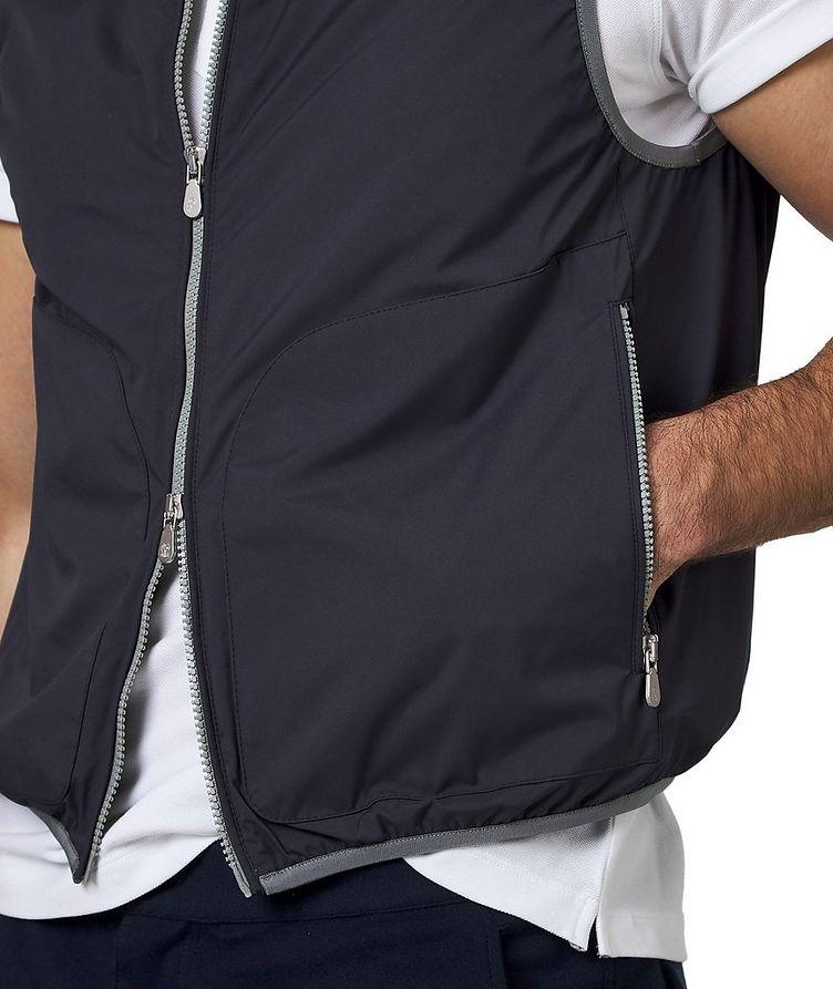 Water-Repellent Nylon Vest image 2