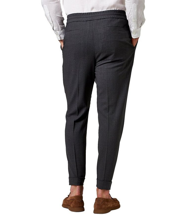 Pantalon en laine vierge image 1