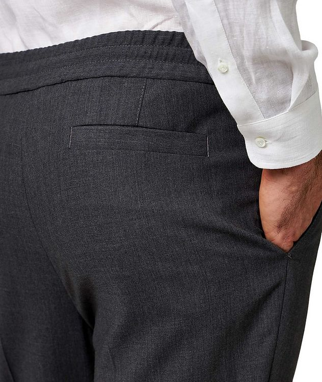 Pantalon en laine vierge picture 3