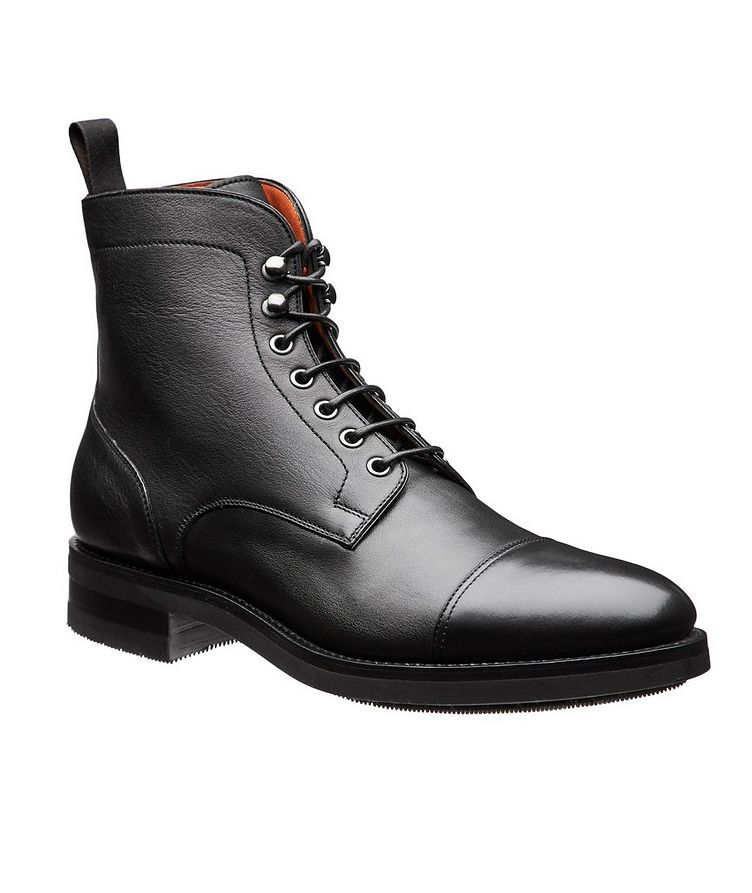 Oscar Leather Boots image 0