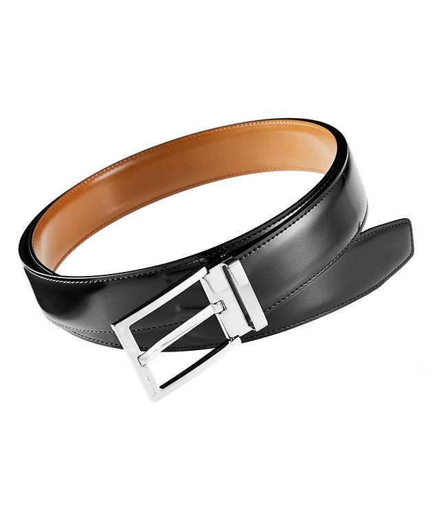 Reversible Leather Belt picture 1