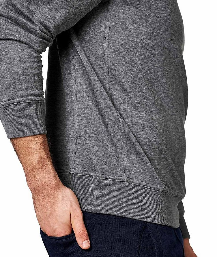 Cotton-Silk Sweatshirt image 2