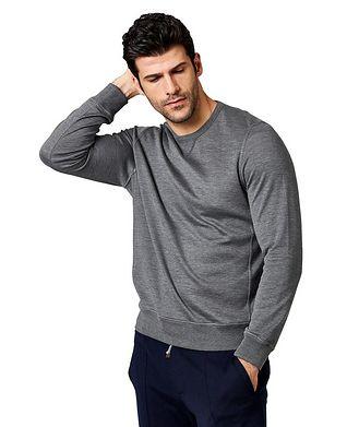 Brunello Cucinelli Cotton-Silk Sweatshirt