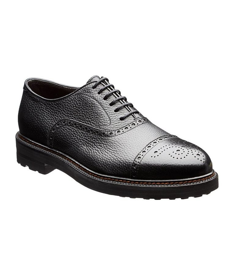 Deerskin Oxford Brogues image 0