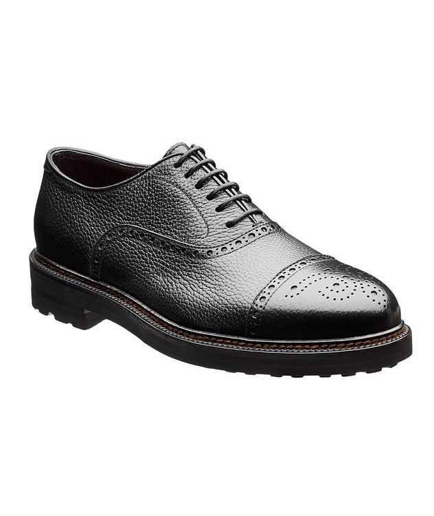 Deerskin Oxford Brogues picture 1