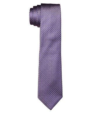 Altea Printed Silk Tie