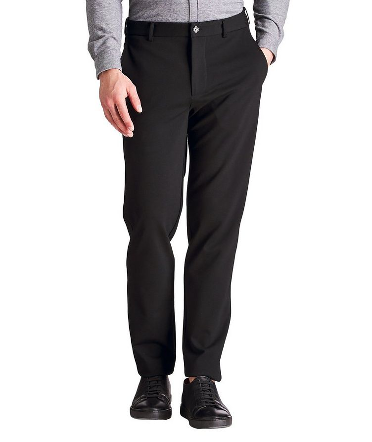 Stretch-Jersey Pants image 0