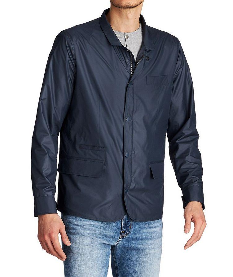 Zip-Up Sports Jacket image 0