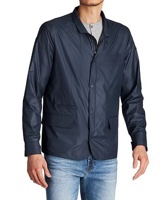 Patrick Assaraf Zip-Up Sports Jacket
