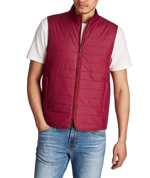 Quilted Vest picture 1