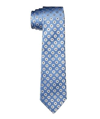 Altea Botanical Silk Tie