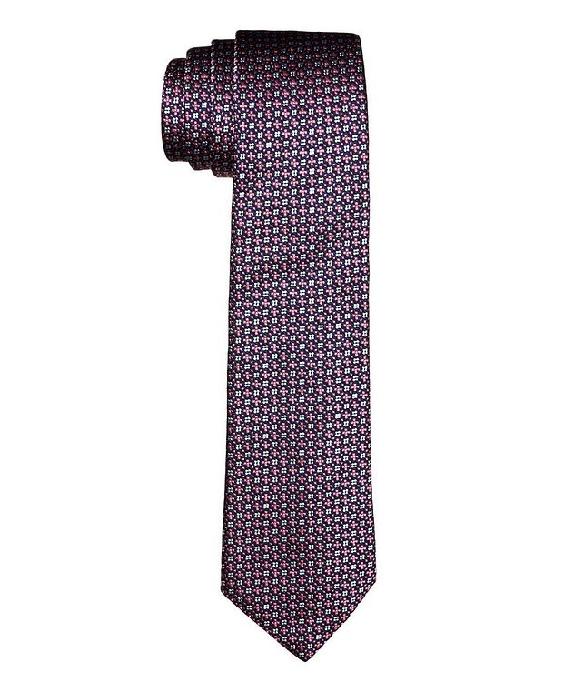 Botanical Silk Tie picture 1