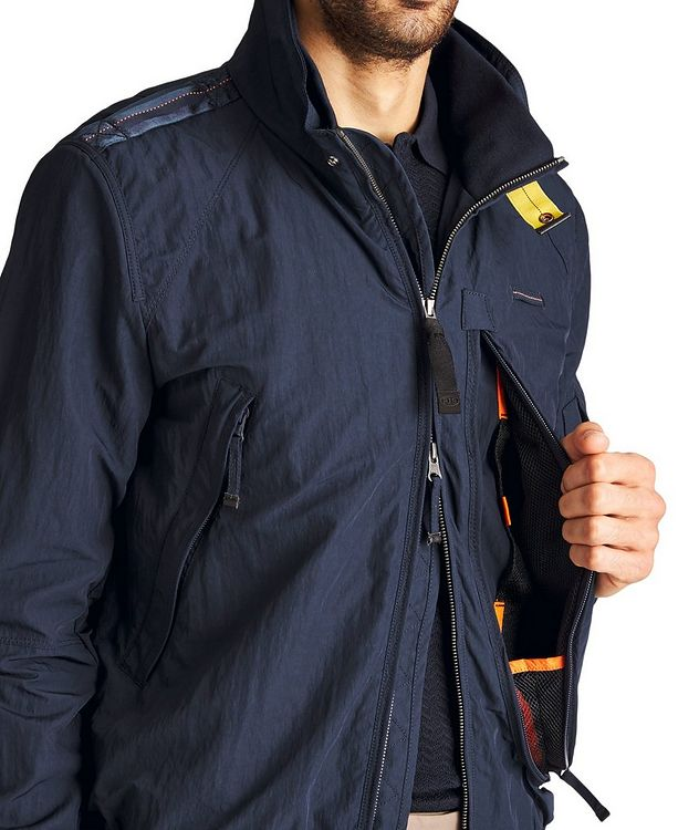 Fire Spring Bomber Jacket picture 3