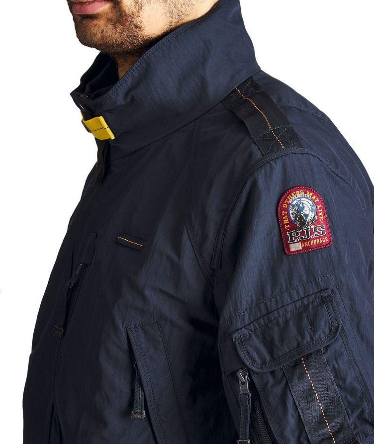 Fire Spring Bomber Jacket image 3
