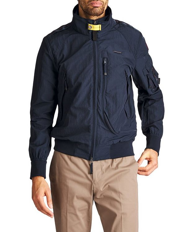 Fire Spring Bomber Jacket picture 1