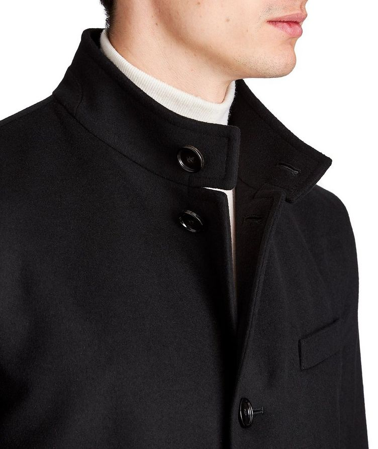 Wool-Cashmere Coat image 2