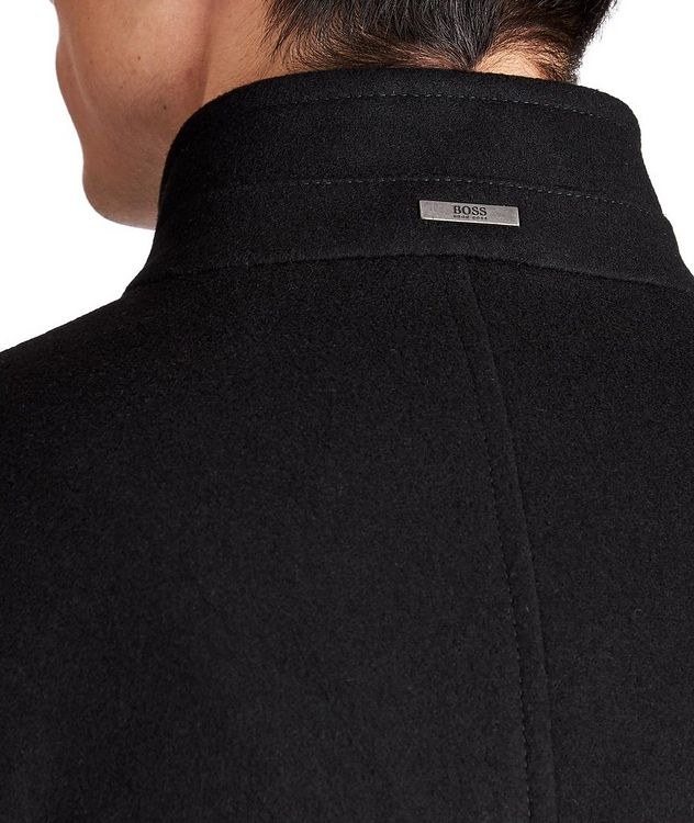 Wool-Cashmere Coat picture 4