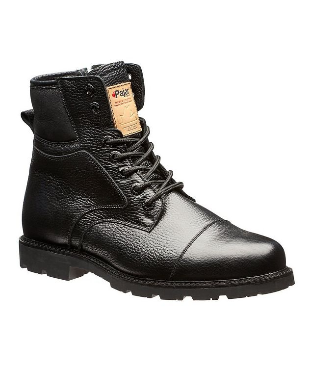 Kevin Shearling-Lined Boots picture 1