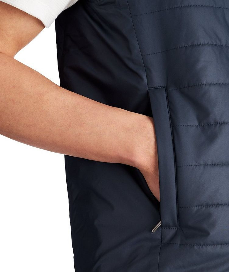 Quilted Vest image 2